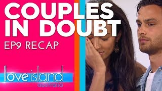 Episode 9 recap: The couples are breaking down amidst a shock Dumping | Love Island Australia 2019