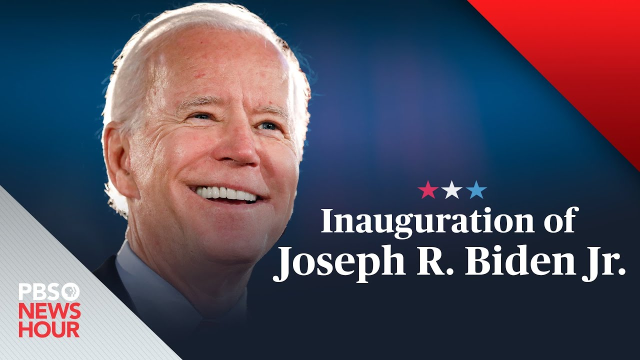 Download WATCH LIVE: The inauguration of Joe Biden and Kamala Harris - PBS NewsHour special coverage