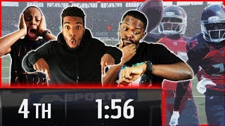 EMOTIONAL ROLLER COASTER! UNDER 2 MINUTES TO BE GREAT! - Madden 18 MUT Squads Gameplay