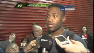 Boca 3 - Argentinos Jrs 1 / Paso a Paso 2015