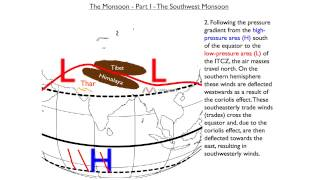 Geography Classics: The Monsoon Part I - The  Southwest Monsoon
