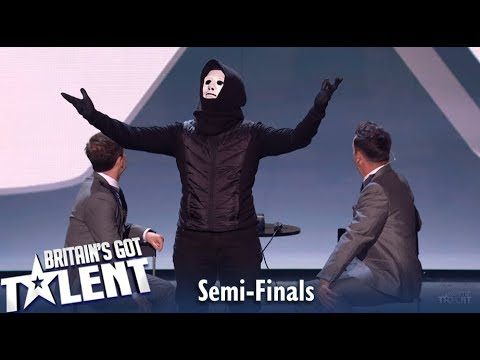 Magician X SHOCKS Simon Cowell..Watch What Happens! | Britain's Got Talent 2019