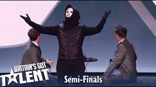 Magician X SHOCKS Simon Cowell..Watch What Happens! | Britain's Got Talent 2019