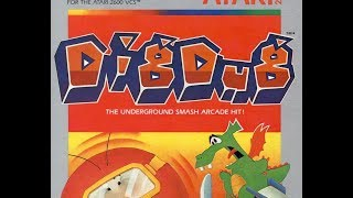 Arcade Perfect? - My Arse!! - Dig Dug