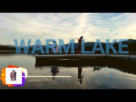 WARM LAKE, Fishing, Camping & Hiking.