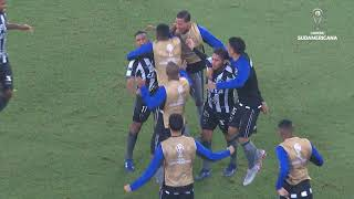 Botafogo toma ventaja en la serie ante Defensa y Justicia