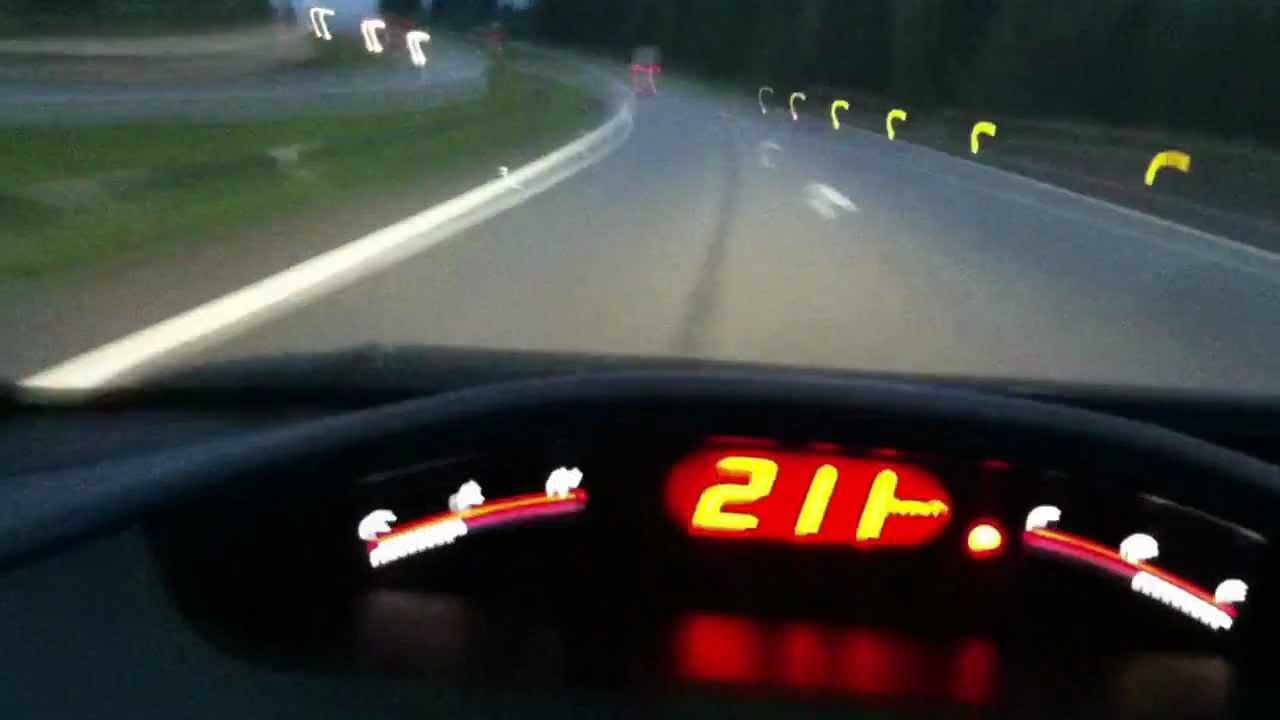 Nice Civic Si Original Top Speed