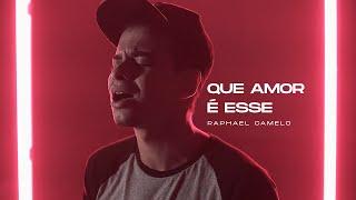 Que Amor é Esse (Luma Elpídio) - Raphael Camelo Cover