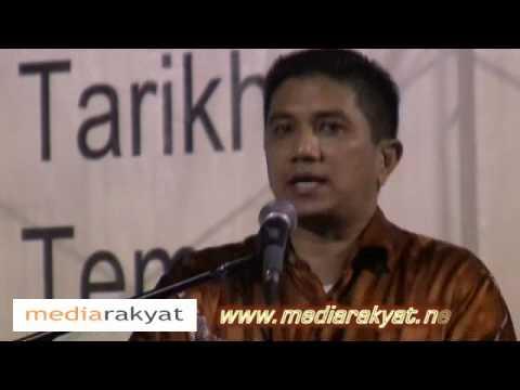 """Azmin Ali: """"Selamatkan Malaysia""""  Save Malaysia Campaign"""