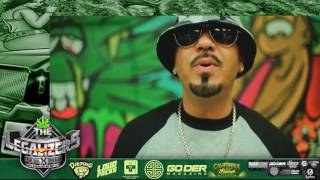 California Finest - The Legalizers - Paul Wall X Baby Bash ft:Baeza & Fingazz 01 of 05