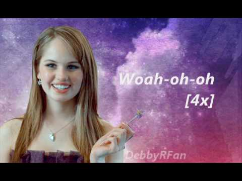Debby Ryan - Open Eyes [lyrics on screen]
