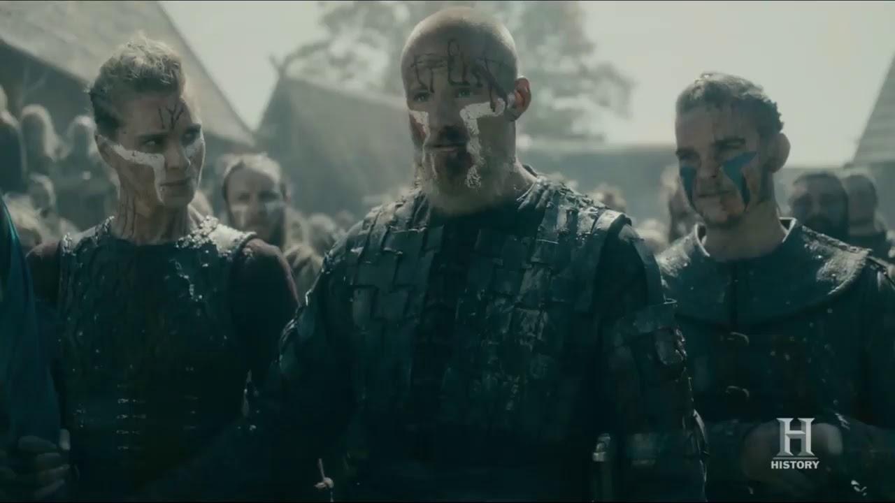 Download Vikings - Björn Becomes King Of Kattegat [Season 5B Official Scene] (5x20) [HD]