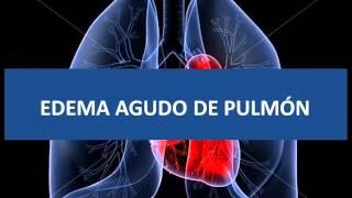 E resultados esperados insuficiência edema pulmonar cardíaca