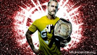 "WWE: CM Punk Unused Theme Song ""Cult Of Personality (Re-Recorded)"" [HD + Download Link]"