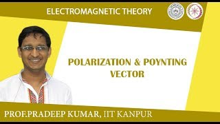 polarization poynting vector