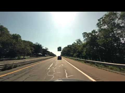 Virtual Tour - Peabody-Gloucester through Route 128 - 4th July 2013