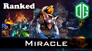 Dota 2 - Miracle Meepo - Ranked Match