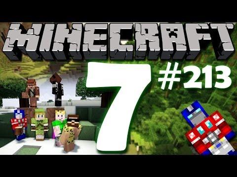 MINECRAFT SEASON 7 # 213 - Mitten ins Herz «» Let's Play Minecraft Together | HD