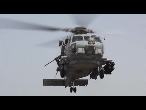 Sikorsky - MH-60R Seahawk Helicopter Highlighted By Royal Australian Navy Pilot [720p]