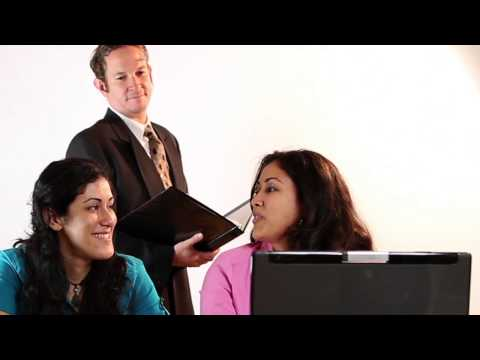 Free Stock Footage: Office Workers