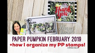 Paper Pumpkin Organization 2019 And Grown With Kindness