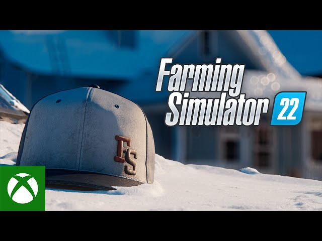 Farming Simulator 22 (видео)