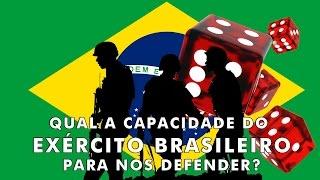 O Que Aconteceria Se Resolvessem Atacar O Brasil?