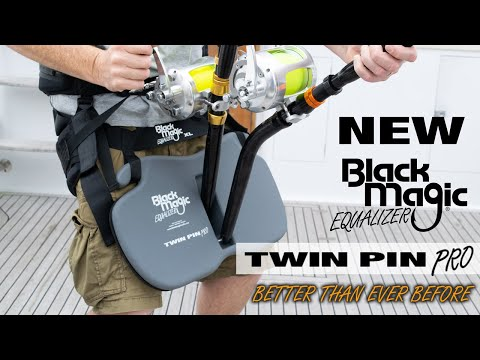 Introduction To The NEW Black Magic Equalizer TWIN PIN PRO