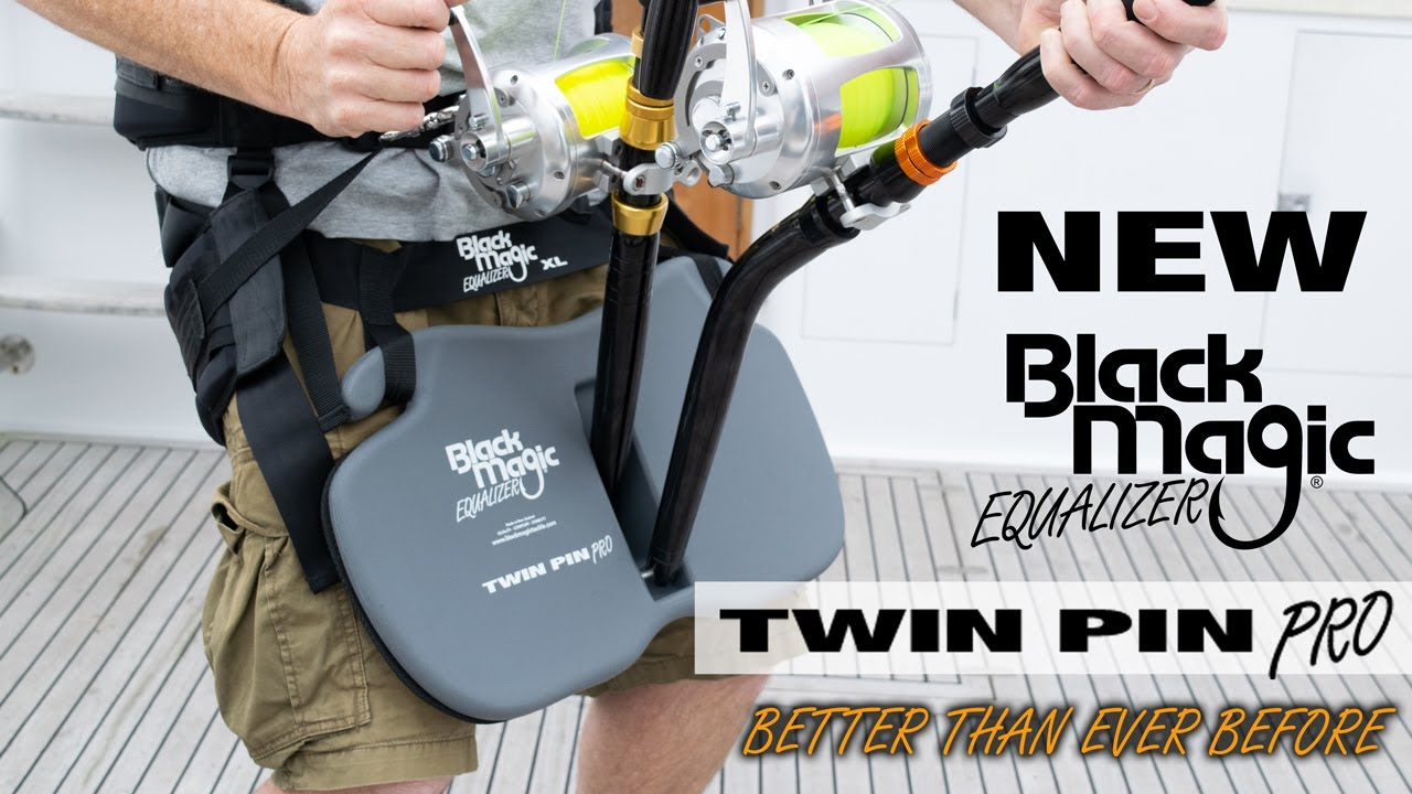 NEW Black Magic Hook Remover from Blue Bottle Marine