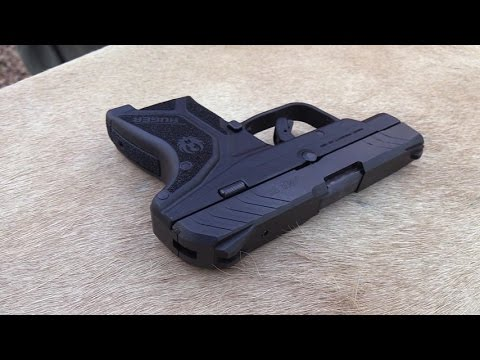 Ruger LCP Centerfire Pistol Review