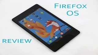 Firefox OS Rom Review - Nexus 7 (2013)