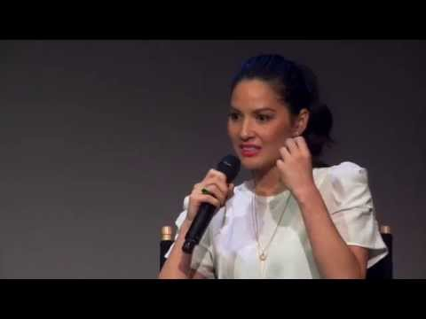 Olivia Munn: Mortdecai Interview