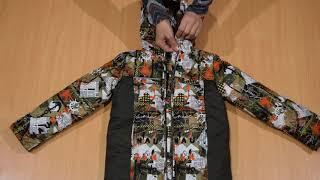 """Обзор демисезонной куртки для мальчика """"Мореход"""""""