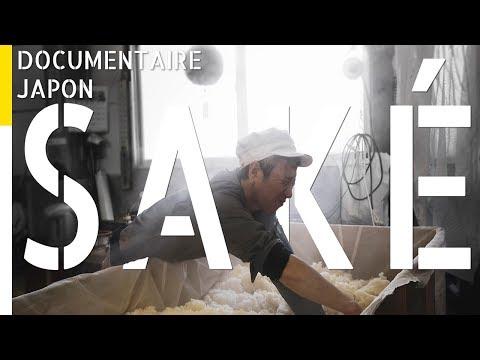 La fabrication du saké, 2 jours dans une brasserie traditionnelle - Reportage Japon