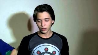 Steven William Belajar Bahasa Betawi dari Yuki Kato