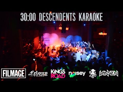 ALL (Chad & Scott) & DESCENDENTS Karaoke Teaser