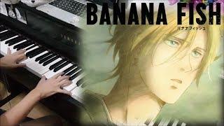 Banana Fish ED 2 (Red - Survive Said the Prophet) | Piano ver. Rui Ruii