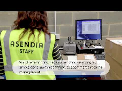 A Quick Tour Of Asendia UK's Head Office And Mail Centre At Heathrow
