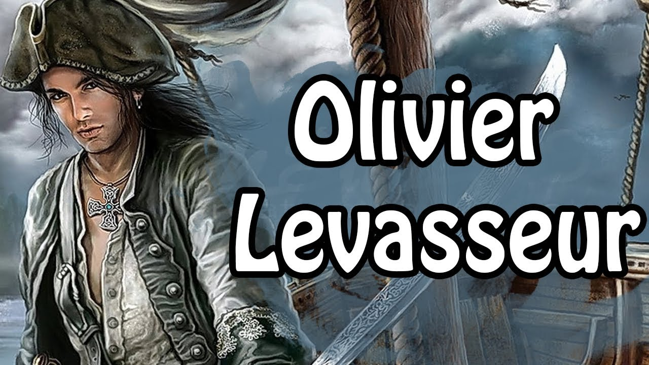 Olivier Levasseur: The Buzzard (Pirate History Explained)
