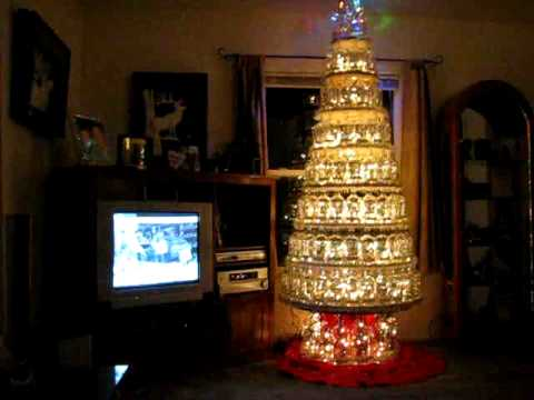 Bottle Christmas Tree