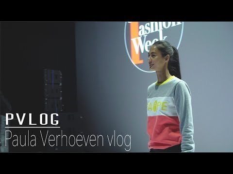 FIRST VLOG !!! JAKARTA FASHION WEEK 2019 #PART 1 | Paula Verhoeven
