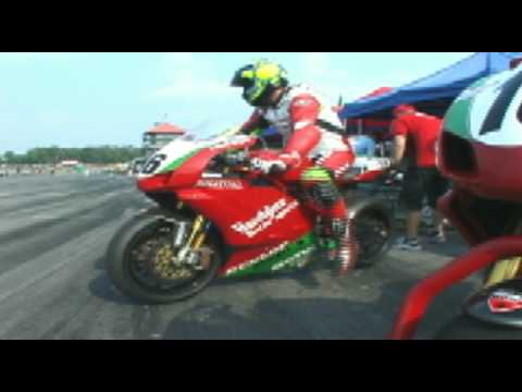 Ducati Race Season With Boulder MotorSports And 749R High Performance Motorcycle