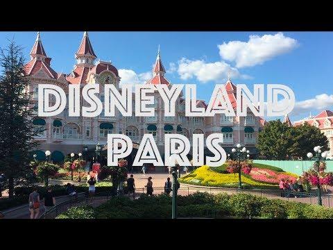 Europa en autocaravana | Disneyland París #7