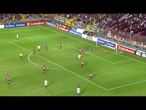 SCCL 2018: Saprissa vs America Highlights