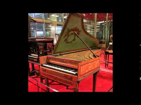 J.S. Bach Harpsichord Concerto in D minor BWV 1052, Christophe Rousset