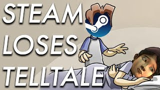 Steam Loses Telltale Games - Inside Gaming Daily