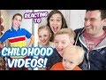 Reacting to Childhood Videos w/ Colleen Ballinger