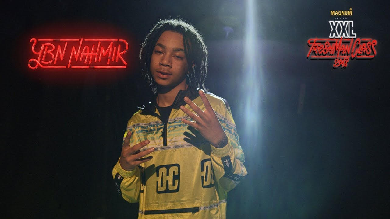 YBN Nahmir Speaks His Wins Into Existence - 2018 XXL Freshman Interview