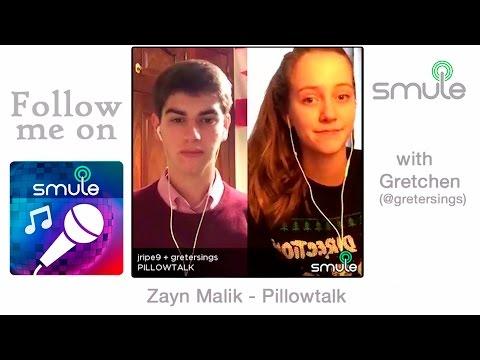 Zayn Malik - Pillowtalk (SMULE DUET)