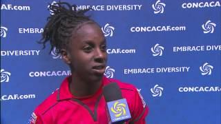 Interview Match Haití vs Trinidad and Tobago